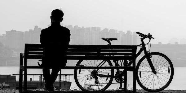 одиночество в большом городе