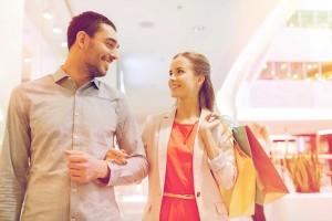 знакомство с мужчиной в торговом центре