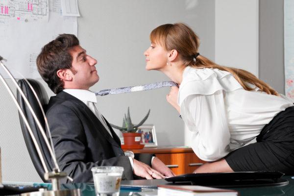 статистика знакомств на работе
